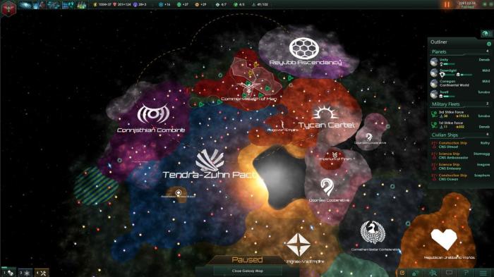 Stellaris overview